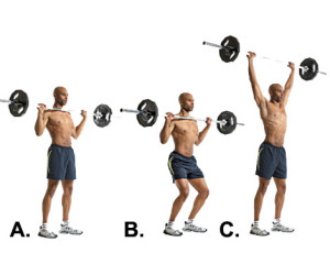 4 Reasons You Should Perform The Push Press