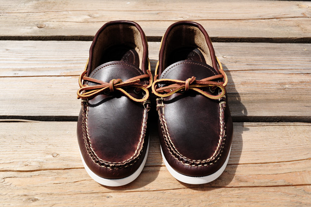 deck footwear - brown