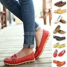 sailing red shoes for women
