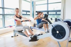 gym rower
