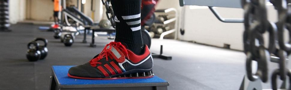 Adidas Adipower model