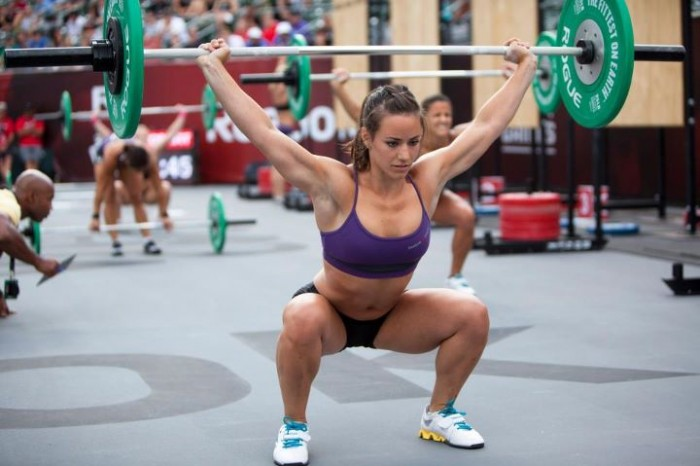 weightlifting in oly shoes